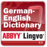 ABBYY Lingvo De-En