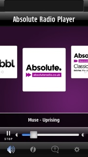 Absolute Radio Touch Edition