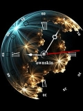 Abstract Globe..