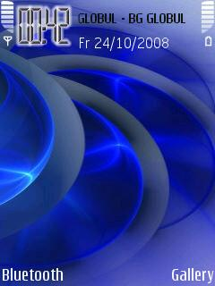 Abstract Nokia Theme