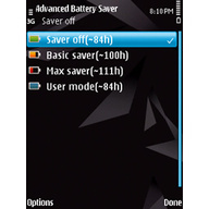 Advanced Battery Saver Free