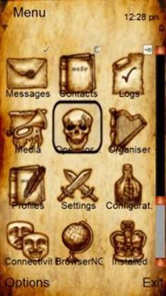 Ancient Icon Theme