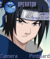 Angery Sasuke