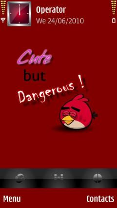 Angry Birds Attitude