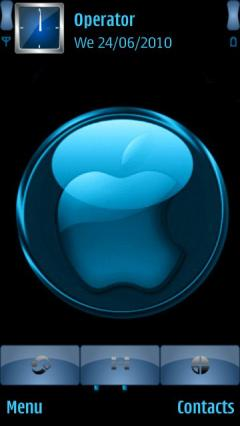 Animated Apple Logo