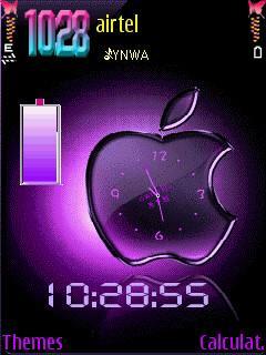 Animated Apple