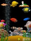 animated aquarium...