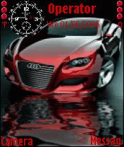 Animated Audi