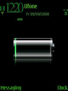 Animated Battery