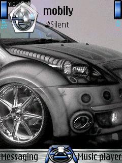 Animated Car