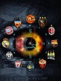 ANIMATED CLOCK EURO LEAGUE