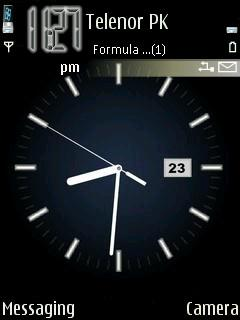 Animated Clock