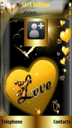 Animated Heart Love