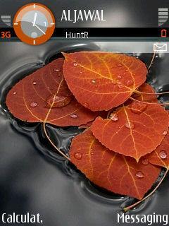 Animated Leaves