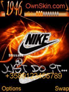 Animated Nike