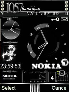 Animated Nokia Them