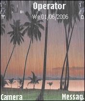 Animated Rain