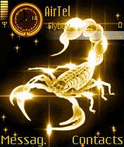 Animated Scorpio