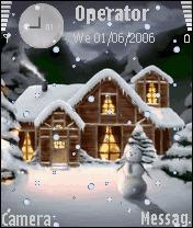 Animated Snow Fall