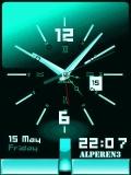 animated turkuace clock