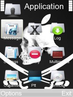 Apple Pirated