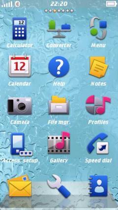 Aqua-i Phone