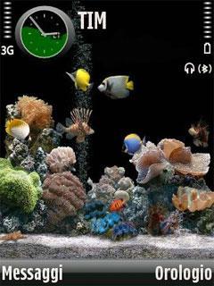 Aquarium Animated