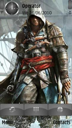 Assassin Creed for Nokia C5-03 Free Download