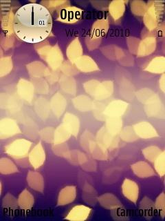 Autumn Glitter