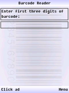 BarCode Reader S60 Free