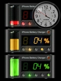 Battery charger animation