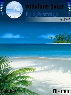 Beach By Rehman