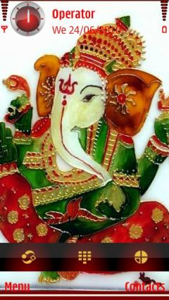 Beautiful Ganpati