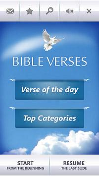 XIM Bible Verses