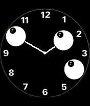 Sevenball Big Clock