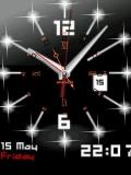 BLACK CLOCK ..!