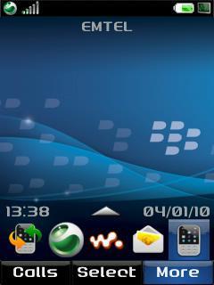 Blackberry Uiq3