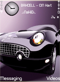 Black Car Theme