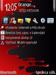 Blood Default Icons
