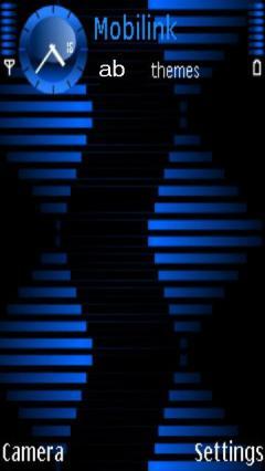 Blue Strick Theme