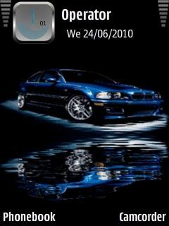 Bmw In Water