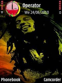 Bob Marley By Daniel