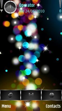Bokeh And Lights