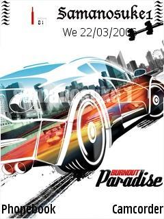 Bornout Paradise