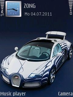 Bugatti Lor Blanc