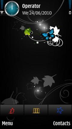 Butterfly Neon