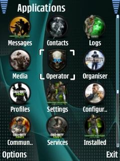 call of duty icons