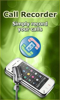 Call Recorder for Symbian for Nokia 6120 Free Download in