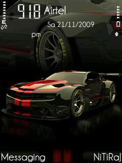 Camaro New Black