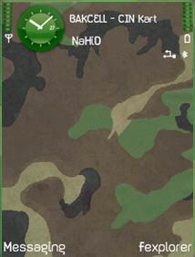 CamouflageTheme
